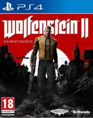 Echanger le jeu Wolfenstein II : The New Colossus sur PS4