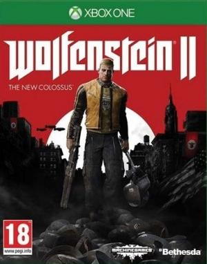 Echanger le jeu Wolfenstein II : The New Colossus sur Xbox One
