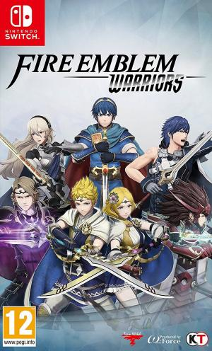 Echanger le jeu Fire Emblem Warriors sur Switch