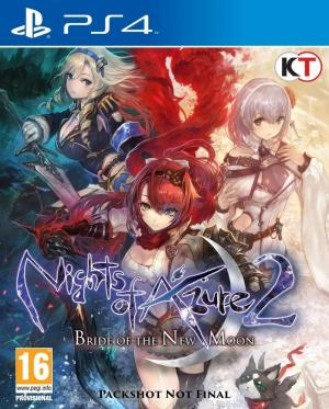 Echanger le jeu Nights of Azure 2: Bride of the New Moon sur PS4
