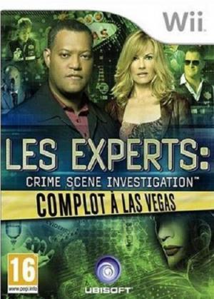 Echanger le jeu Les experts : Complot à Las Vegas sur Wii