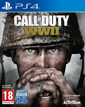 Echanger le jeu Call of Duty : World War II  sur PS4