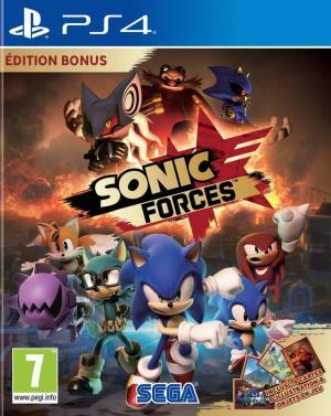 Echanger le jeu Sonic Forces  sur PS4