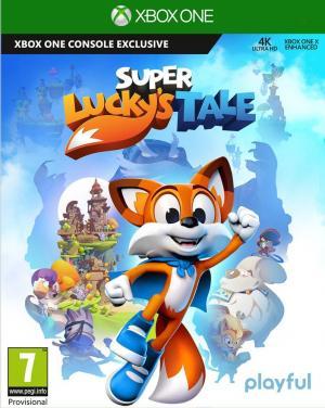Echanger le jeu Super Luckys Tale sur Xbox One