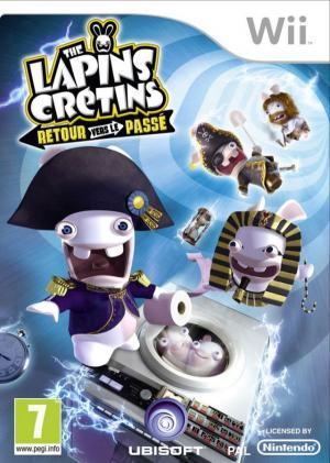 Echanger le jeu The Lapins Crétins : Retour vers le passé sur Wii