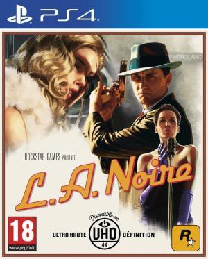 Echanger le jeu L.A. Noire sur PS4