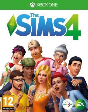 Echanger le jeu Sims 4 sur Xbox One