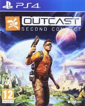 Echanger le jeu Outcast Second Contact sur PS4