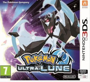 Echanger le jeu Pokemon Ultra-Lune  sur 3DS