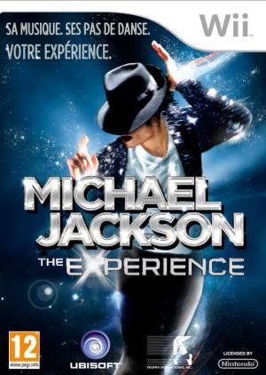 Echanger le jeu Michael Jackson, The Experience sur Wii