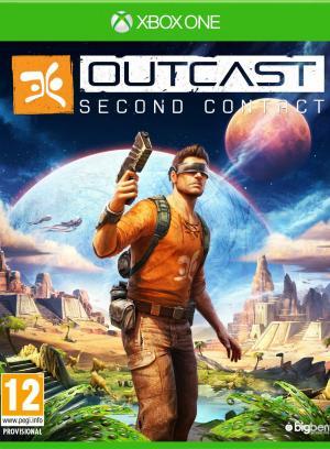 Echanger le jeu Outcast - Second Contact sur Xbox One
