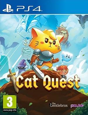 Echanger le jeu Cat Quest sur PS4