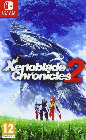 Echanger le jeu Xenoblade Chronicles 2 sur Switch