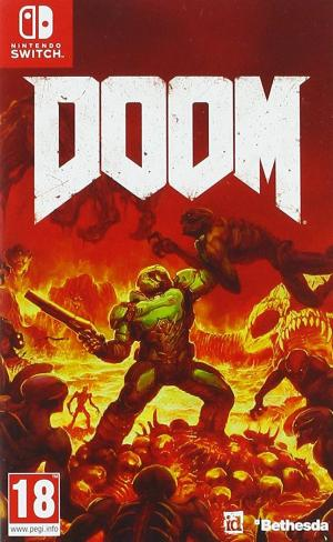 Echanger le jeu Doom sur Switch