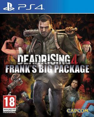 Echanger le jeu Dead Rising 4 sur PS4
