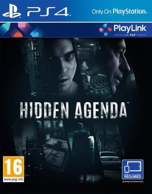 Echanger le jeu Hidden Agenda  (PlayLink) sur PS4