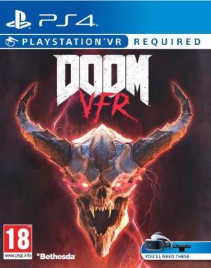 Echanger le jeu Doom VFR (PS-VR requis) sur PS4