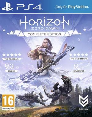 Echanger le jeu Horizon: Zero Dawn - Complete Edition sur PS4