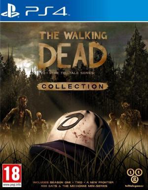 Echanger le jeu The Walking Dead Collection - Telltale's Series sur PS4