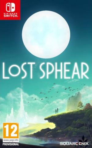 Echanger le jeu Lost Sphear sur Switch