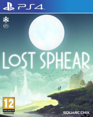 Echanger le jeu Lost Sphear sur PS4