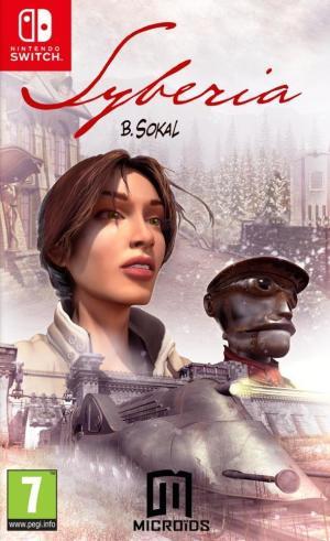 Echanger le jeu Syberia 1 sur Switch