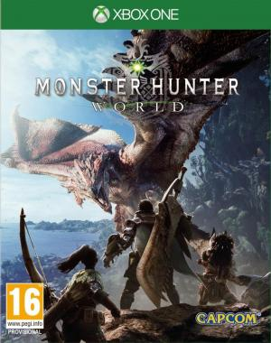 Echanger le jeu Monster Hunter World sur Xbox One
