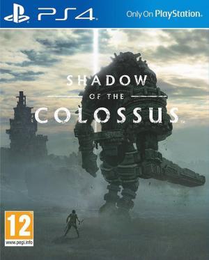 Echanger le jeu Shadow of the Colossus sur PS4