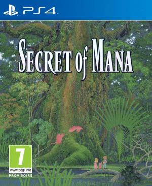 Echanger le jeu Secret of Mana sur PS4