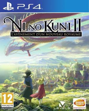 Echanger le jeu Ni no Kuni II : l'Avenement d'un nouveau royaume sur PS4