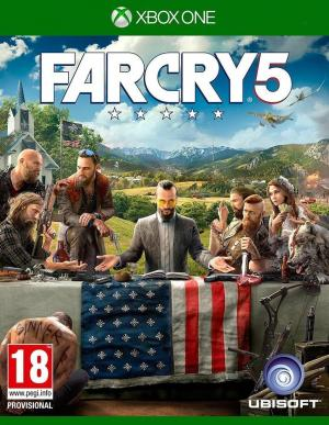 Echanger le jeu Far Cry 5 sur Xbox One