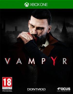 Echanger le jeu Vampyr sur Xbox One