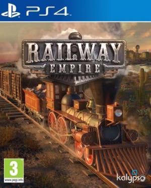 Echanger le jeu Railway Empire sur PS4