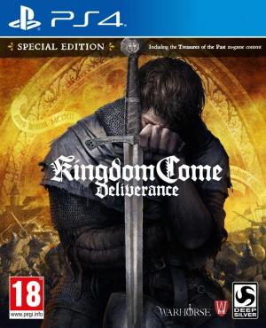 Echanger le jeu Kingdom Come Deliverance sur PS4