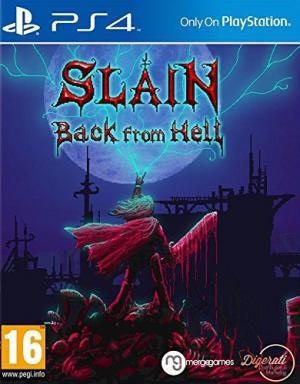 Echanger le jeu Slain: Back From Hell sur PS4