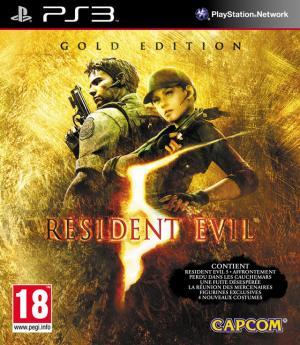Echanger le jeu Resident Evil 5 Gold Edition sur PS3