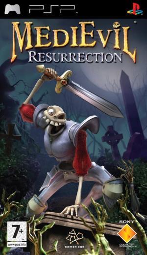Echanger le jeu Medievil Resurrection sur PSP