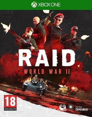Echanger le jeu RAID: World War II sur Xbox One