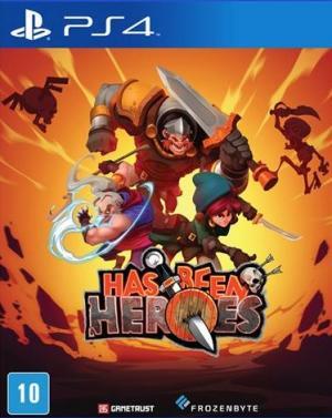 Echanger le jeu Has Been Heroes sur PS4