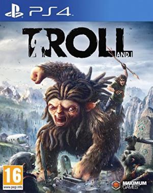 Echanger le jeu Troll & I sur PS4