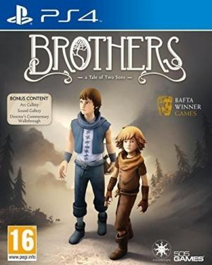 Echanger le jeu Brothers : A Tale Of Two Sons sur PS4
