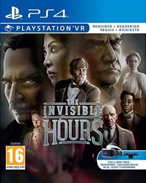 Echanger le jeu The Invisible Hours (PS-VR requis) sur PS4