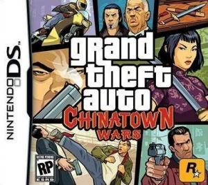 Echanger le jeu GTA : Chinatown Wars sur Ds