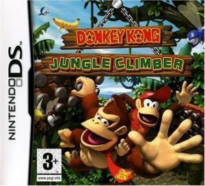 Echanger le jeu Donkey Kong Jungle Climber sur Ds