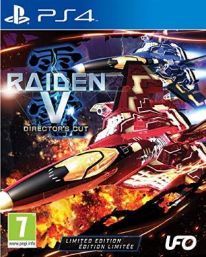 Echanger le jeu Raiden V Director's cut sur PS4