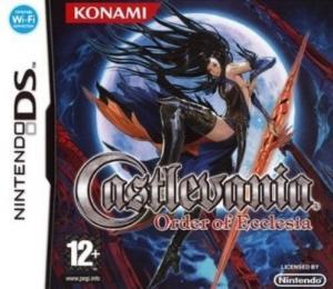 Echanger le jeu Castlevania Order of Ecclesia  sur Ds