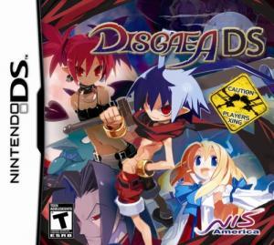 Echanger le jeu Disgaea  sur Ds