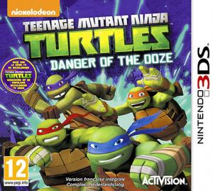 Echanger le jeu Teenage Mutant Ninja Turtles : danger of the ooze sur 3DS