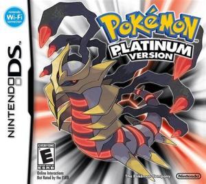 Echanger le jeu Pokemon version Platine sur Ds