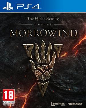 Echanger le jeu The Elder Scrolls online Morrowind (PS plus requis) sur PS4